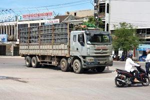 Xe tải chạy vào đường cấm, gây tai nạn chết người