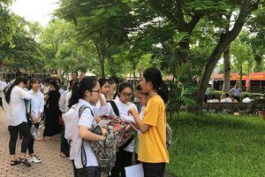 Hơn 35.000 thí sinh Thanh Hóa bước vào 'chảo lửa' thi lớp 10