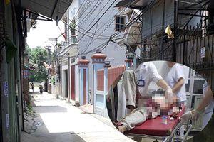 Nhân chứng kể lại giây phút con rể cầm dao truy sát bố mẹ vợ