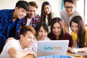 Công nghệ mới ôn tập trên Viettelstudy trong kỳ thi THPT quốc gia