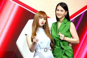 Ca sĩ Thu Thủy, Á hậu Dương Cẩm Lynh tham gia gameshow 'Siêu nhân mẹ'