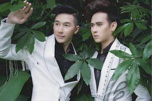 Nguyên Vũ phủ nhận tình yêu đồng giới với Nam Phong