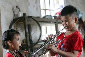 Làng kèn Tây độc đáo tại Nam Định
