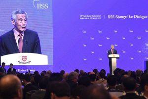 Việt Nam 'lấy làm tiếc' về phát biểu của Thủ tướng Singapore tại Đối thoại Shangri-La