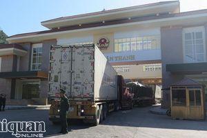 Trung Quốc khuyến cáo vải quả XK từ Việt Nam nên ngắn cuống và ít lá