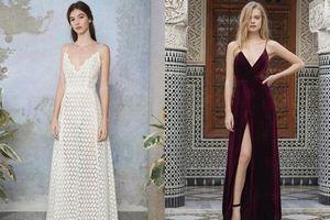 Ai bảo thấp bé là không thể mặc váy dài được nào?