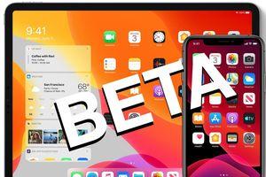 Có nên cập nhật iOS 13 beta 1 và iPadOS beta ngay bây giờ không?
