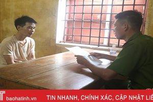 Hành trình truy bắt 2 đối tượng gây ra hàng loạt vụ trộm tại TP Hà Tĩnh