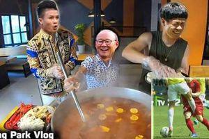 HLV Park Hang-seo nấu nồi lẩu Thái to nhất Đông Nam Á, Công Phượng suýt mất đời trai