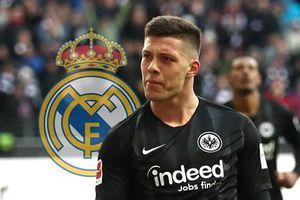 Real Madrid chiêu mộ thành công Luka Jovic với giá 65 triệu euro