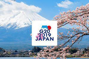 Hội nghị G20 chú trọng vấn đề căng thẳng thương mại và tăng trưởng yếu