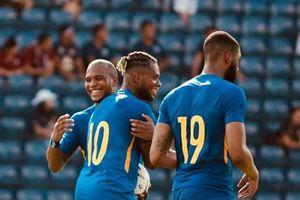 Đánh bại Ấn Độ, Curacao thẳng tiến chung kết King's Cup 2019