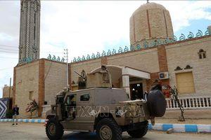 Ai Cập truy lùng các đối tượng tấn công ở Bắc Sinai