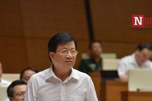 Phó Thủ tướng: Đề nghị bộ Xây dựng phối hợp với Hà Nội xử lý dứt điểm vụ tòa nhà 8B Lê Trực, HH Linh Đàm