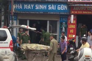 Hé lộ nguyên nhân và danh tính chủ tiệm may chết gục với nhiều vết cắt trên cổ tay ở Thái Nguyên