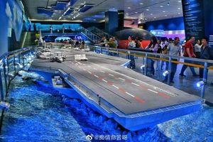Khám phá siêu tàu sân bay hạt nhân Type 003 của Trung Quốc