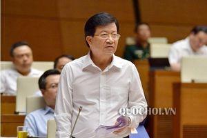 Phó Thủ tướng yêu cầu xử lý nghiêm, dứt điểm vi phạm nhà 8B Lê Trực, HH Linh Đàm