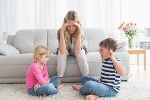 8 cách xử lý thông minh của cha mẹ khi có con nhỏ hay tranh cãi