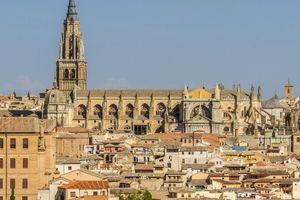 Thành phố lịch sử Toledo