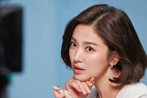 Song Hye Kyo khoe bộ ảnh xinh đẹp tựa nữ thần bất chấp tuổi 37