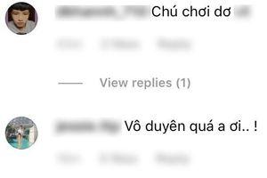 'Phản ứng gắt' của netizen khi Đen Vâu đăng ảnh 'nhổ lông' cho hình nhân phụ nữ