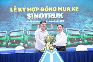 TMT nỗ lực trong việc đầu tư các dòng xe tải ben đạt tiêu chuẩn khí thải