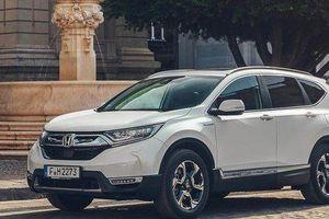 Hàng loạt chủ sở hữu Honda CRV phản ánh xe bị lỗi chân phanh