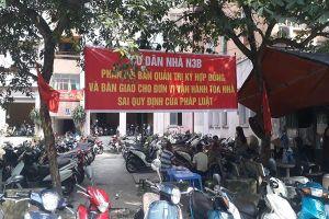 Thanh Xuân (Hà Nội): Ai 'chống lưng' cho côn đồ gây rối trật tự tại khu Chung cư N3B?