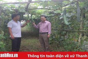 Đảng bộ huyện Cẩm Thủy thi đua làm theo lời Bác