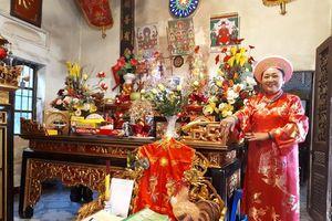 Thanh đồng Nguyễn Thị Thành: Duyên tiền định làm con nhà Thánh