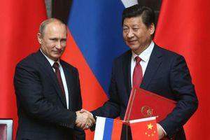 'Lạnh' với Mỹ, Trung Quốc và Nga ngày càng thân thiết?