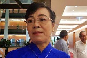 Bà Nguyễn Thị Quyết Tâm: 'Ứng xử của anh Đoàn Ngọc Hải rất khó hiểu'