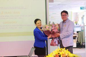 Hành trình 5 năm đầy nhiệt huyết của Trưởng đại diện GNI tại Việt Nam