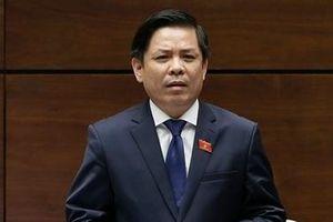Bộ trưởng GTVT: 'Cố gắng cải tiến công tác đào tạo, sát hạch lái xe'