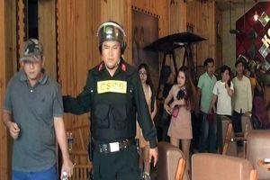 Nhóm đối tượng bán ma túy trong quán karaoke lãnh án