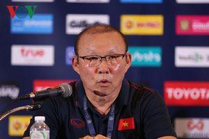 HLV Park Hang Seo khiêm tốn: Thái Lan vẫn là đối thủ mạnh