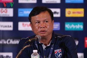 HLV Sirisak không phục khi Thái Lan thua ĐT Việt Nam