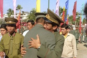 Đội quân tình nguyện Việt Nam trong cuộc chiến chống Khmer Đỏ