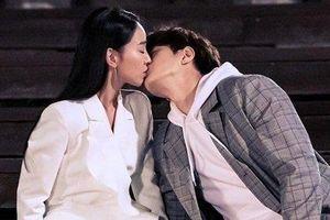 Khán giả phát sốt với nụ hôn ngọt ngào trong phim 'Sứ mệnh cuối của thiên thần'