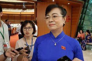 Nguyên Chủ tịch HĐND TP. Hồ Chí Minh: 'Anh Hải vừa rồi làm tôi rất ngạc nhiên và rất khó hiểu'.