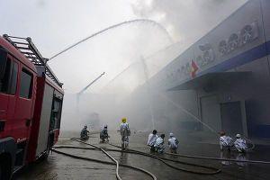 Nỗ lực phòng ngừa cháy, nổ làng nghề, cụm công nghiệp