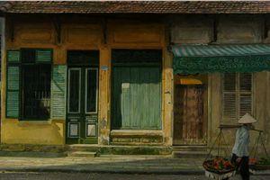 Những gánh hàng rong, quán vỉa hè giữa phố phường Hà Nội