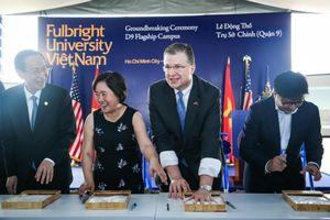 Khởi công trụ sở chính của Đại học Fulbright tại TP.HCM