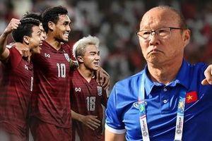 Nhiều nỗi lo của thầy Park sau trận thắng Thái Lan