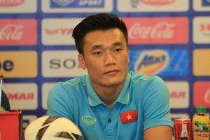 U23 Việt Nam đã sẵn sàng cho trận đấu với U23 Myanmar