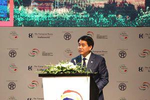 Hà Nội: Phát triển hạ tầng kỹ thuật đô thị một cách đồng bộ