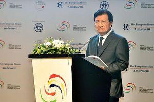 Phó Thủ tướng khuyến khích doanh nghiệp Việt Nam-Italy mở rộng hợp tác