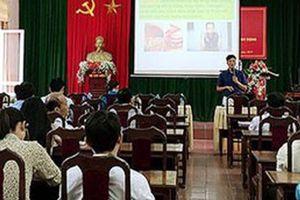 Phú Thọ: Bồi dưỡng kiến thức bảo hộ lao động cho cán bộ Công đoàn