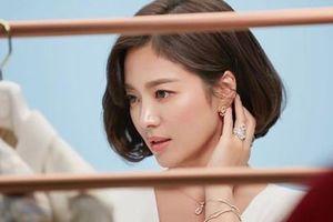 Song Hye Kyo khoe ảnh xinh đẹp sau ồn ào hôn nhân