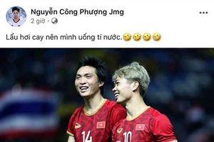 1001 cảm xúc của tuyển thủ Việt Nam trên MXH sau khi 'thắng oanh liệt' Thái Lan